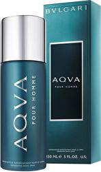 Aqva Pour Homme - telový sprej