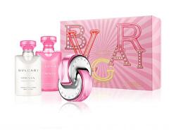 Omnia Pink Sapphire - EDT 40 ml + tělové mléko 40 ml + sprchový gel 40 ml