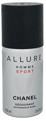 Allure Homme Sport - deodorant ve spreji