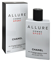 Allure Homme Sport - sprchový gel