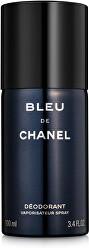 Bleu De Chanel - deodorant ve spreji