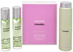Chance Eau Fraiche - EDT (3 x 20 ml)