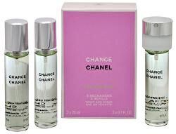 Chance Eau Fraiche - EDT náplň (3 x 20 ml)