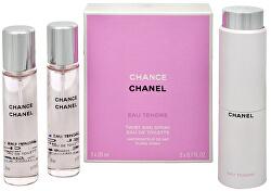Chance Eau Tendre - EDT (3 x 20 ml)