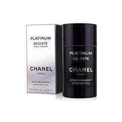 Égoiste Platinum -  tuhý deodorant