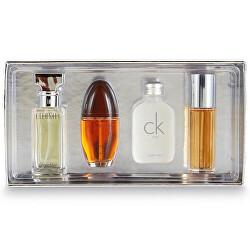 Miniatury Calvin Klein - 4 x 15 ml