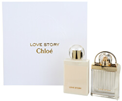 Love Story - EDP 50 ml + telové mlieko 100 ml