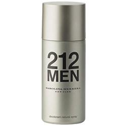 212 Men - deodorant ve spreji