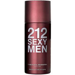 212 Sexy For Men - deodorant ve spreji