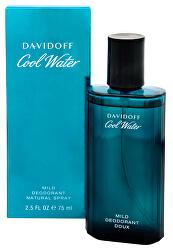 Cool Water Man - deodorant s rozprašovačem