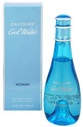 Cool Water Woman - deodorant s rozprašovačem