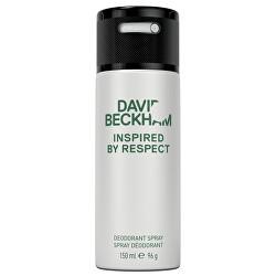 Inspired By Respect - deodorant ve spreji