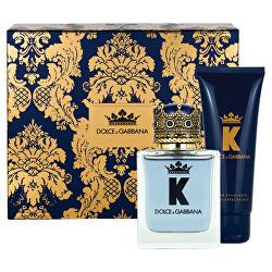 K By Dolce & Gabbana - EDT 50 ml + balzám po holení 75 ml