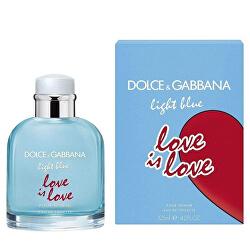 Light Blue LOVE IS LOVE POUR HOMME - EDT
