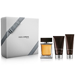 The One For Men - EDT 100 ml + balsam after shave 75 ml + gel de duș 50 ml