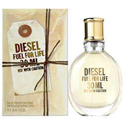 Fuel For Life Woman - EDP
