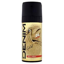 Gold - deodorant ve spreji