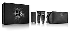 Icon Elite - EDP 100 ml + sprchový gel 90 ml + balzám po holení 90 ml + kosmetická taška