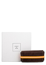 Chocolate Brown Leather - pouzdro na parfém 30 ml