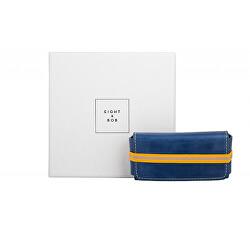 Navy Blue Leather - pouzdro na parfém 30 ml