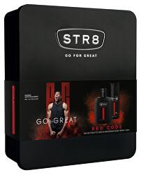 Red Code - EDT 50 + dezodorant v spreji 150 ml