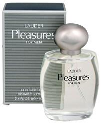 Pleasures For Men - kolínska voda s rozprašovačom