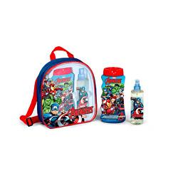 Avengers - EDT 125 ml + sprchový gel 475 ml + batoh