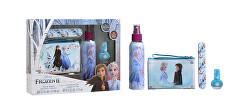 Disney Frozen - EDT 150 ml + lak na nehty + pilník + peněženka