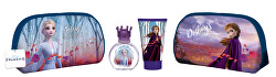 Disney Frozen II - EDT 50 ml + sprchový gel 100 ml + kosmetická taštička
