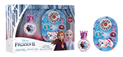Disney Frozen II - EDT 30 ml + souprava na manikúru