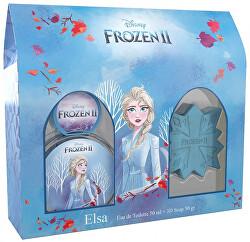 Disney Frozen II Elsa - EDT 50 ml + mýdlo 50 g