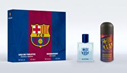 FC Barcelona - EDT 100 ml + deodorant ve spreji 150 ml