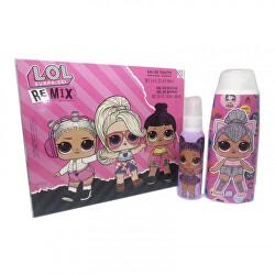 LOL Surprise - EDT 100 ml + sprchový gel 300 ml