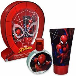 Spiderman - EDT 50 ml + sprchový gel 100 ml