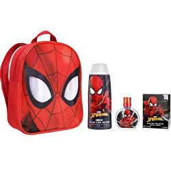 Spiderman - EDT 50 ml + sprchový gel 300 + batoh