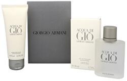 Acqua Di Gio Pour Homme - EDT 50 ml + balzám po holení 75 ml