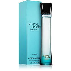 Code Turquoise For Women - EDT