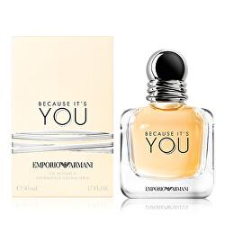 Emporio Armani Because It's You - EDP