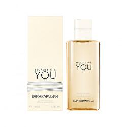 Emporio Armani Because It's You - sprchový gel