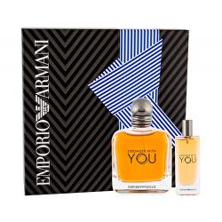 Emporio Armani Stronger With You - EDT 50 ml + EDT 15 ml
