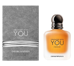 Emporio Armani Stronger With You Freeze - EDT