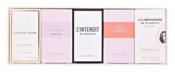 Givenchy mini sada - 3 x EDP + 2 x EDT