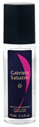 Gabriela Sabatini - deodorant s rozprašovačem