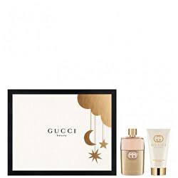 Guilty Pour Femme Eau de Parfum - EDP 50 ml + tělové mléko 50 ml