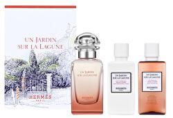 Un Jardin sur la Lagune - EDT 50 ml + tělové mléko 40 ml + sprchový gel 40 ml