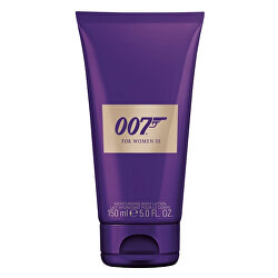 James Bond 007 For Women III - tělové mléko
