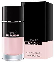 Simply Jil Sander Poudrée - EDP