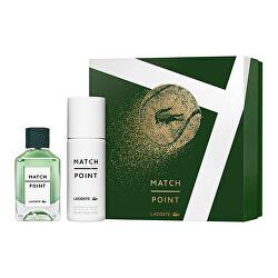Match Point - EDT 100 + deodorant ve spreji 150 ml