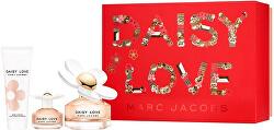 Daisy Love - EDT 100 ml + telové mlieko 75 ml + EDT 4 ml