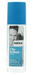City Breeze For Him - deodorant s rozprašovačem